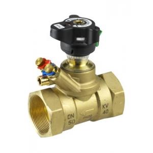 Балансировочный клапан MSV-BD, Ду 50 ВР, Kvs 40.0