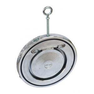 Клапан обратный межфланцевый створчатый СВ-5440 Tecofi