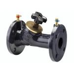 Балансировочный клапан MSV-F2, Ду 100 Ру 16 Kvs 200.0