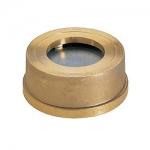 Клапан обратный латунный Gestra RK 41 Ду100 Ру16 дисковый межфланцевый